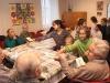 Vystoupení v klubu důchodců 11.12.2012