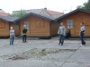 Polští přátelé ve škole a na hřišti za sokolovnou 21.9.2011