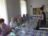 Vystupujeme pro důchodce v Domě důchodců v Dobrušce